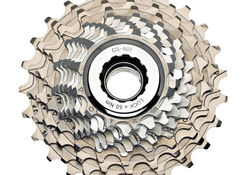 So it appears that Campagnolo was the first to turn it up to 11...