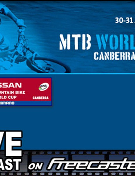 Watch the Australian leg of the Mountain Bike World Cup