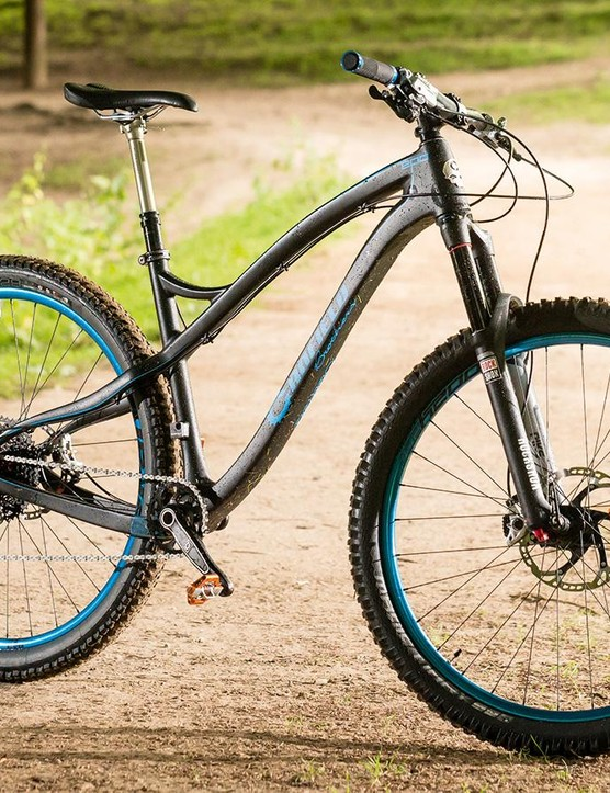 Canfield's carbon 29er EPO