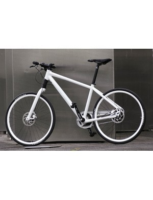 The Bad Boy White edition from Cannondale won a gold award in the best City Bike category
