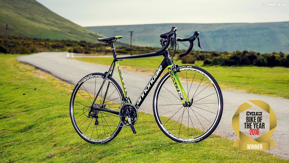 b6a436b15be Cannondale's CAAD12 105 is a stunning example of how good alloy road bikes  can be