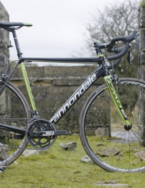 The CAAD 12 wowed us with its composure and comfort on rugged UK roads