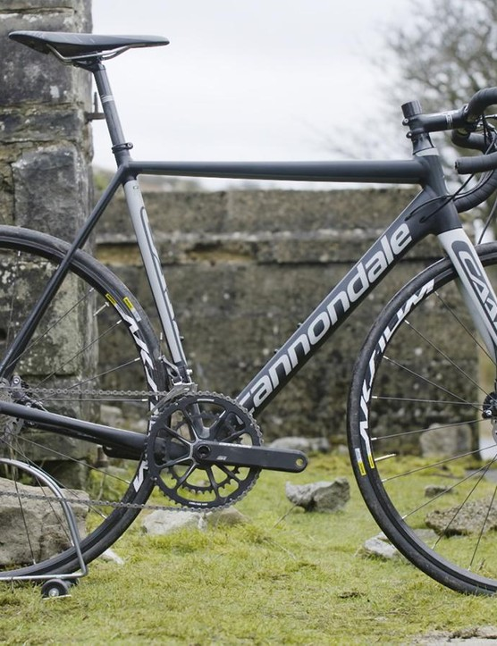 Cannondale's CAAD12 Disc Ultegra was beaten to the overall 2016 Bike of the Year award by its little brother, but this is still an utterly superb road bike