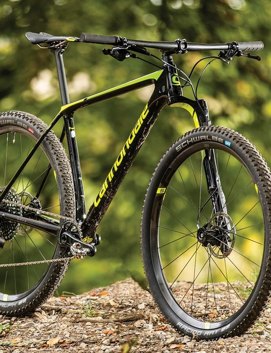 For 2019, the F-Si frame is an evolution, not an all-new design, but it's a significant one