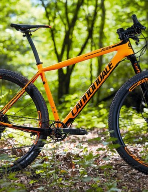 Cannondale's FSi Carbon 2 cross country hardtail