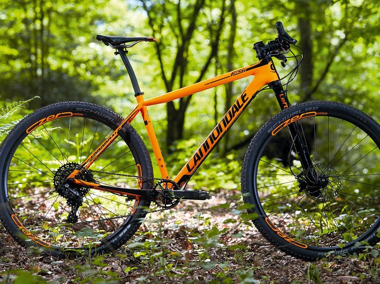 602835a7a27 Cannondale FSi Carbon 2 review - BikeRadar