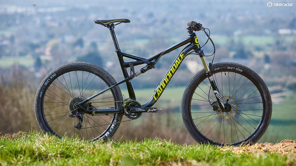 da974d35f6d Cannondale has been refining its 'Zero-Pivot' suspension design for 18  years,