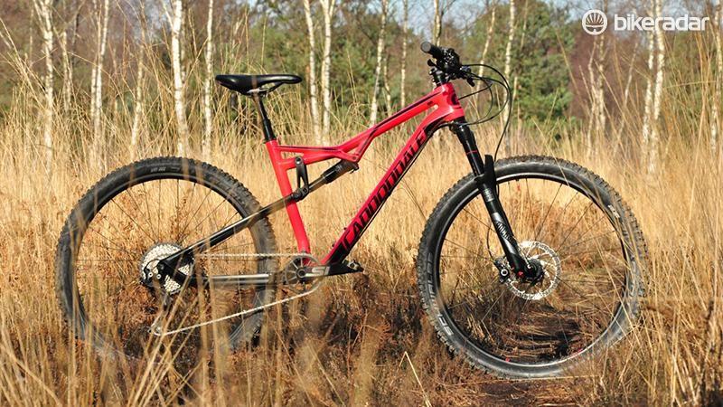 86c3c3a3939 Cannondale Habit Women's Carbon 2 review - BikeRadar