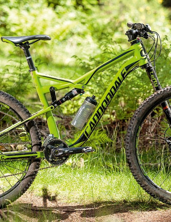 Look beyond the spec and geometry sheet: Cannondale's Habit Alloy 4 is a ripper of a ride