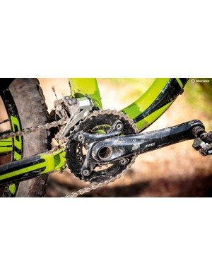 There aren't many 2x10 drivetrains are still out there at this price point