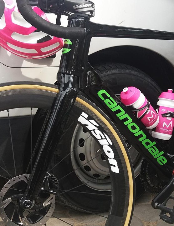 Is this the Cannondale SystemSix?