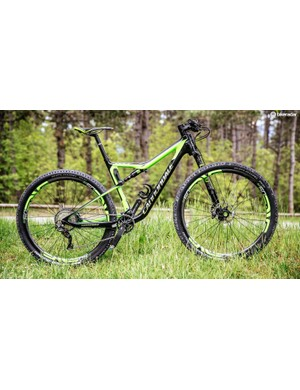 The Cannondale Scalpel is more aggressive than ever before