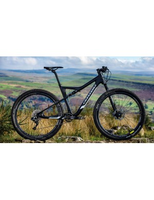 The Cannondale Scalpel-Si Black Inc
