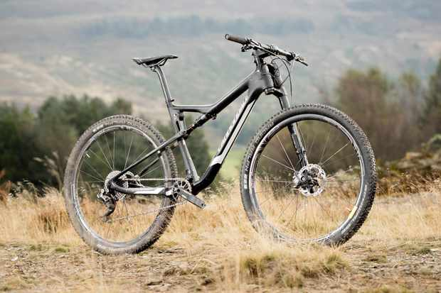 Cannondale's Scalpel Black Inc