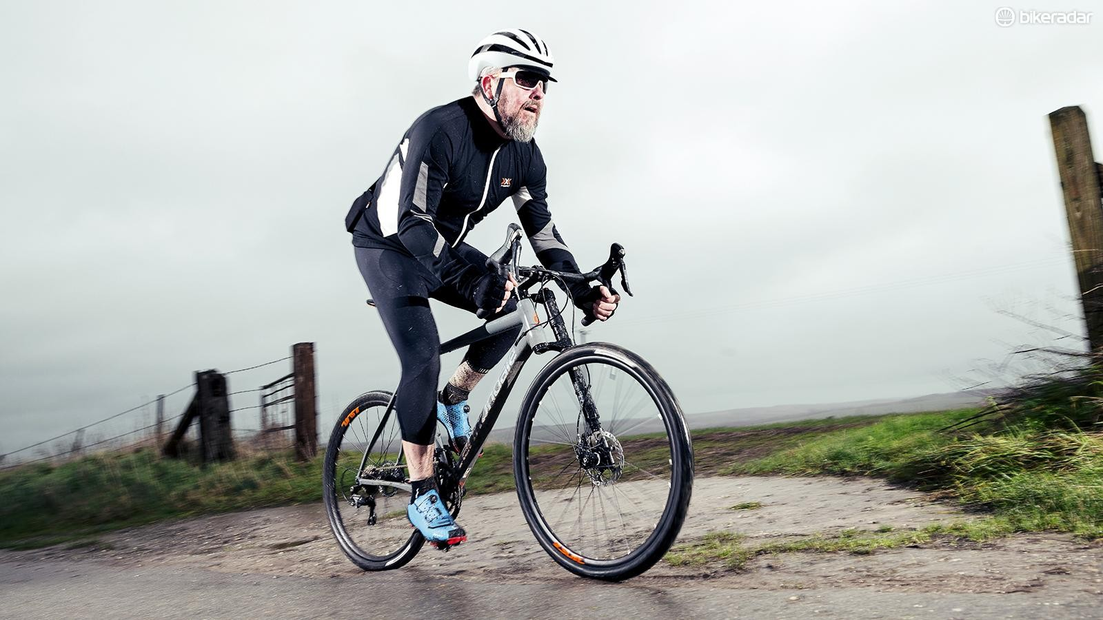 The word 'unique' is almost meaningless these days, but Cannondale's Slate really isn't like any previous road bike