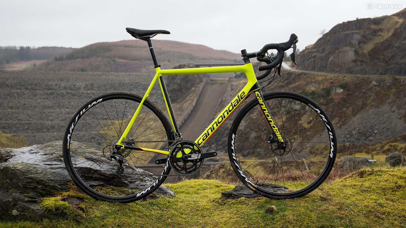 8da8410b70f The Cannondale SuperSix EVO Disc Ultegra offers a near-HiMod experience for  a lot less