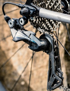 It's rare to  see Shimano Dura-Ace on a bike at this price