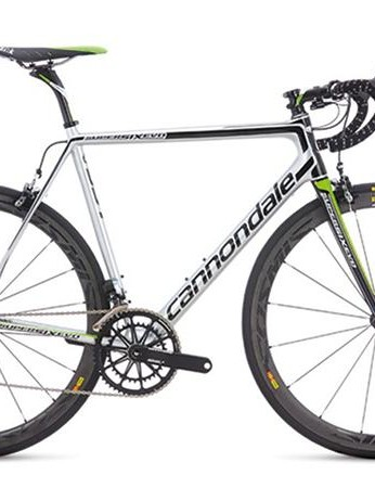 Cannondale's SuperSix EVO Hi-Mod Team represents the sharp end of some serious evolution