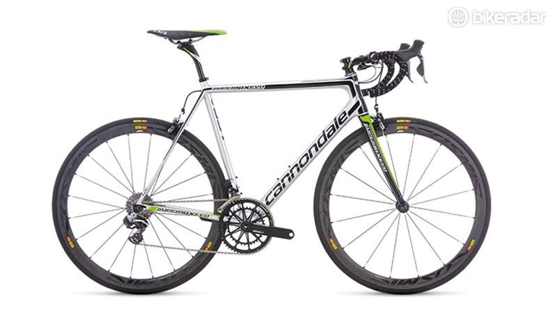 8a529052fb0 Cannondale's SuperSix EVO Hi-Mod Team represents the sharp end of some  serious evolution