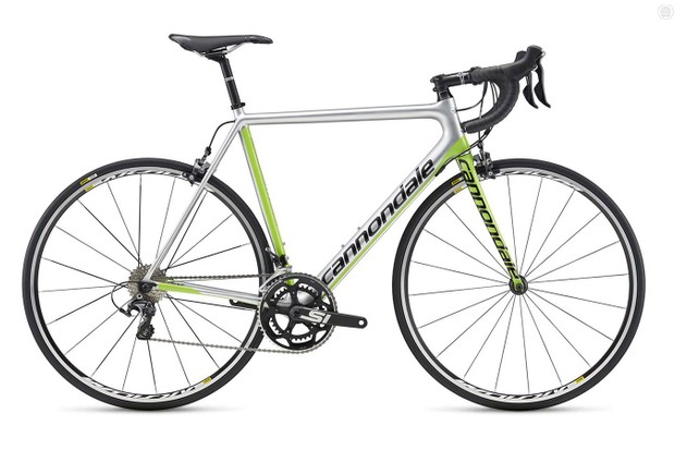 Cannondale's SuperSix Evo Ultegra: race bike handling balanced with comfort