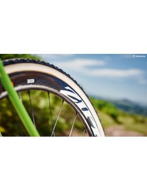 Zipp's 303 Firecrest Tubular Disc wheels
