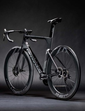 Cannondale claims that the SystemSix is the fastest UCI compliant race bike available