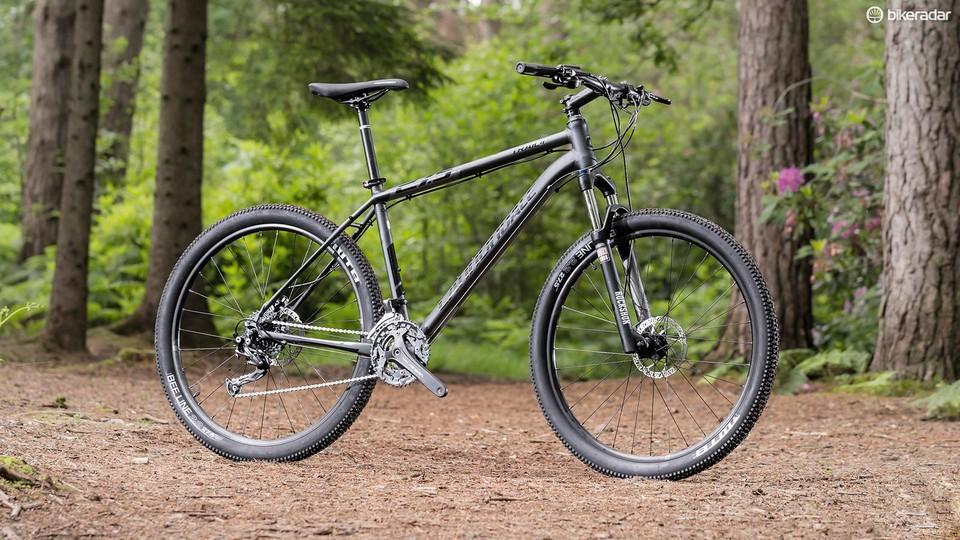 db3aafd6fa6 Cannondale Trail 4 review - BikeRadar