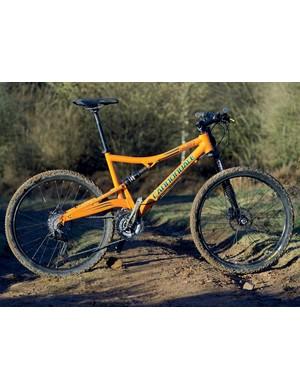 A long bike for the long haul
