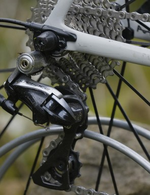 Our Dura-Ace-equipped tester performed as precisely as we'd expect