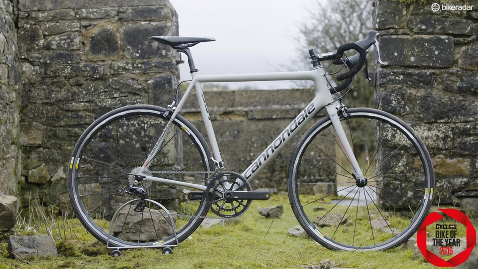 0085c2b7630 Cannondale SuperSix Evo Hi-Mod balances racy angles with endurance bike  levels of comfort