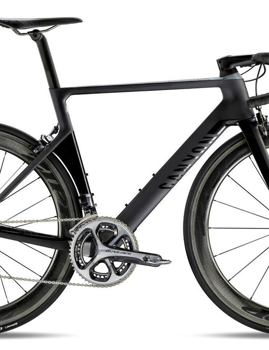 This year's most wanted aero road bike: the Canyon Aeroad