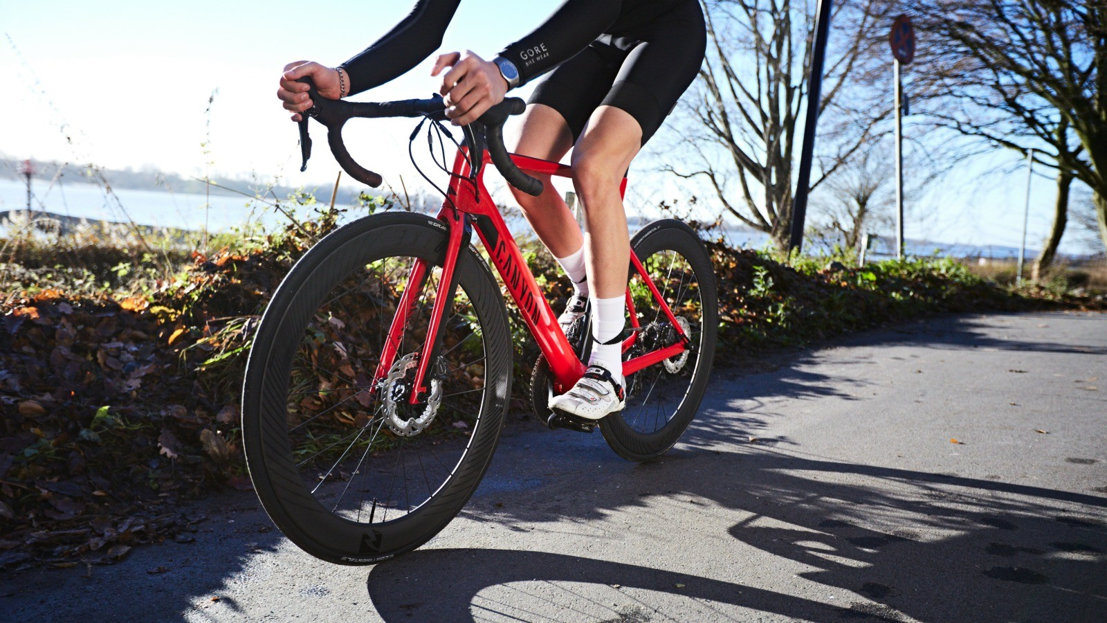 Canyon dramatically expanded its range of road disc bikes for 2017