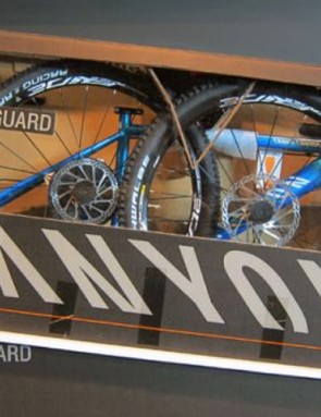 A fully packed Canyon bike – seen one of these?