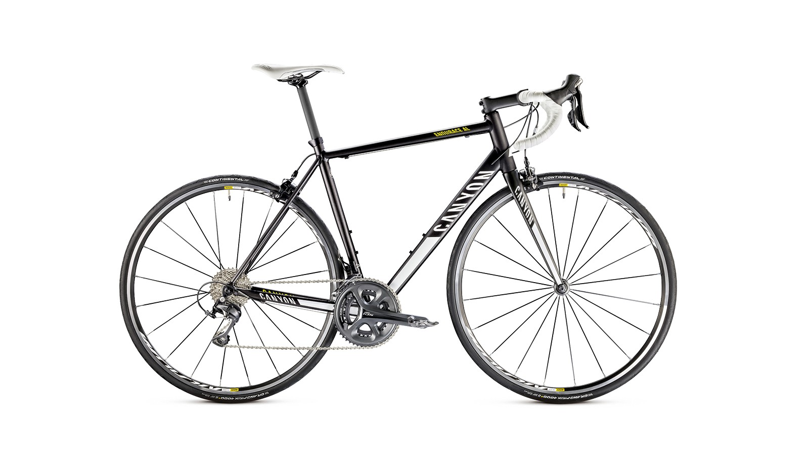 The Canyon Endurace AL deserves to be the benchmark for other affordable road bikes