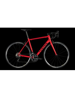 The Canyon Endurace AL combines a generous spec with a great frame