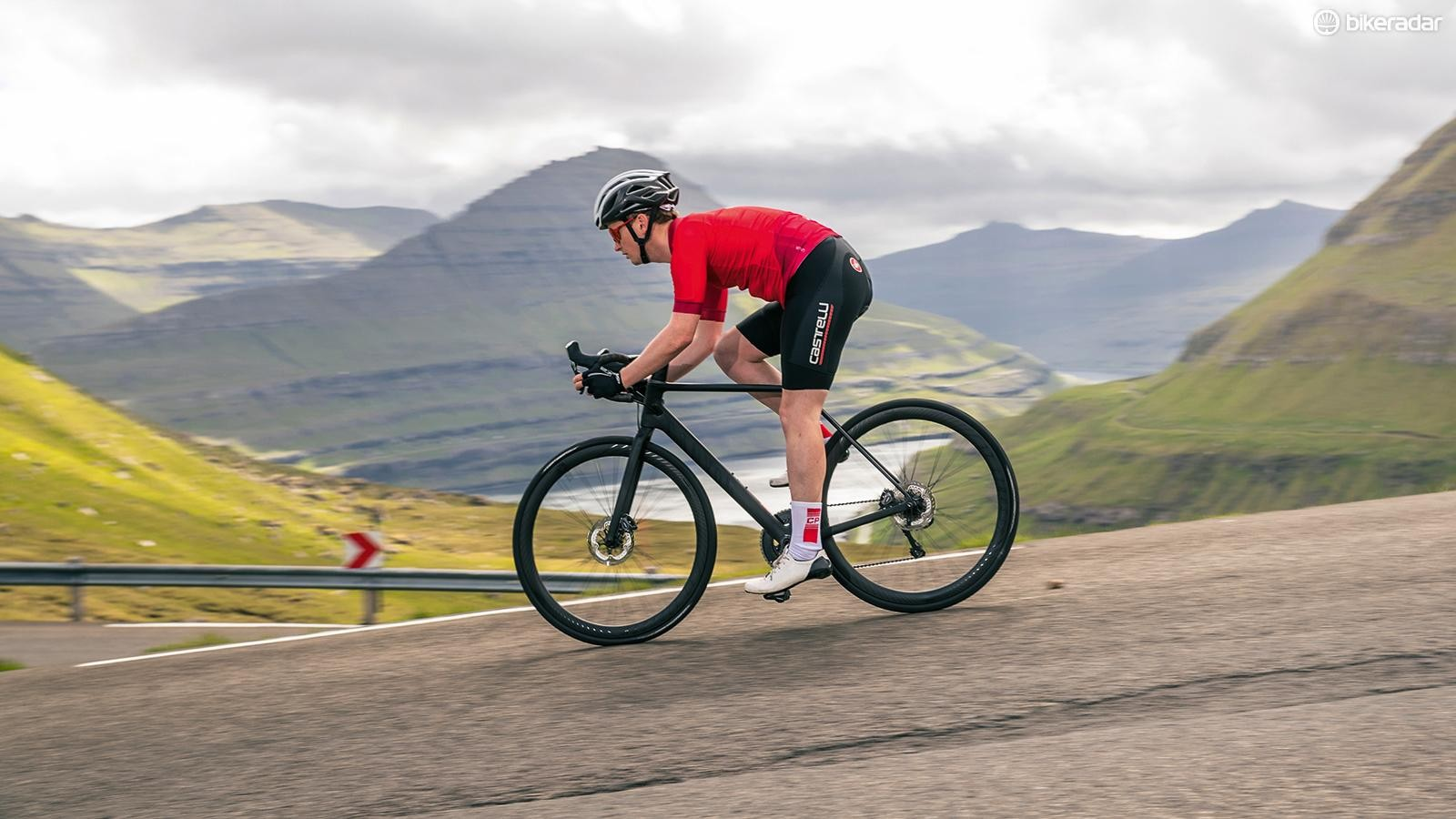 A fast, fun bike for year-round riding