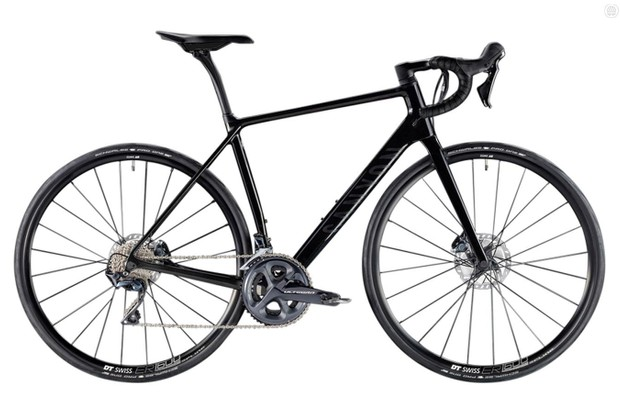 The Endurace WMN CF SL Disc 8.0 from Canyon