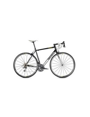 My medium test bike weighed 8.4kg