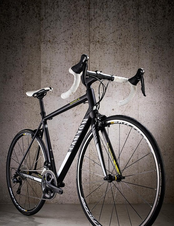 The key ingredients to make cycling great are present and correct with the Endurace