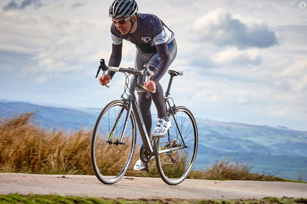 The Canyon Endurace AL 6.0 is our Budget Bike of the Year