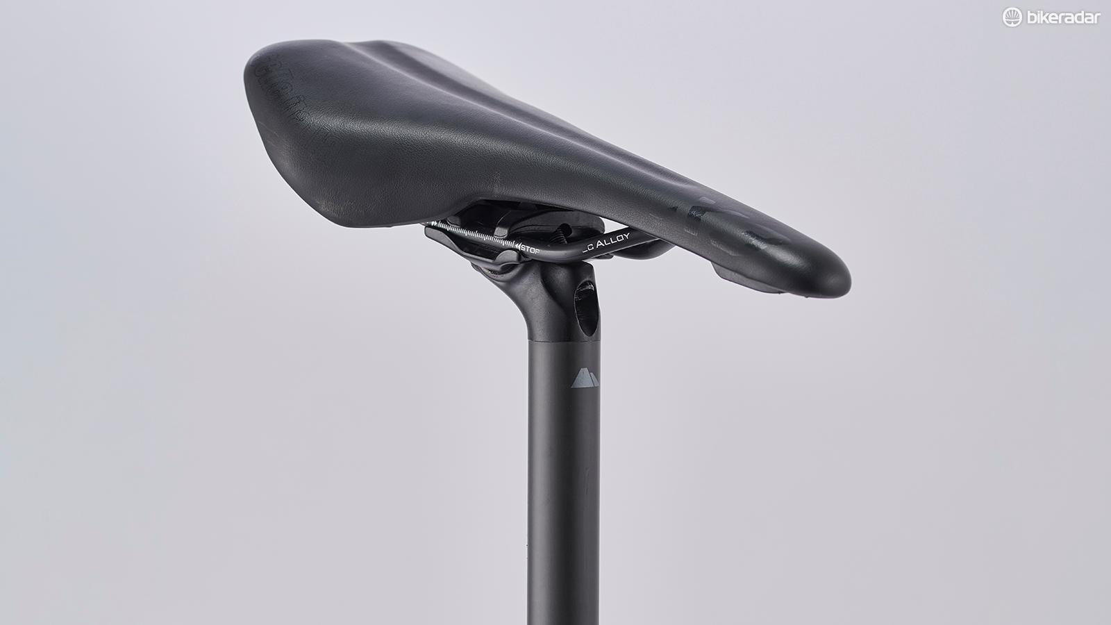 The Selle Italia X3 Canyon Edition saddle