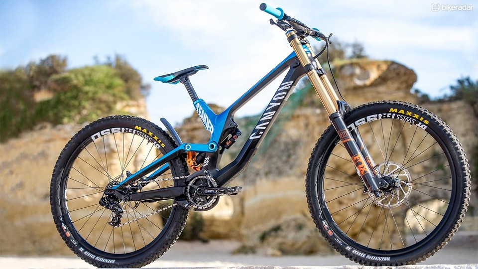 159a4397854 Canyon has unveiled its all-new downhill rig, and we think it's a cracker