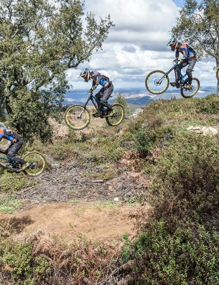 He may have retired from professional racing, but Fabien is still pushing to make faster and faster bikes