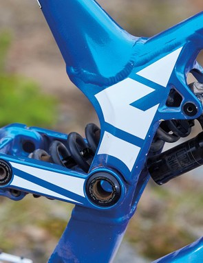 Coil-sprung suspension is heavier and harder to adjust but super-plush