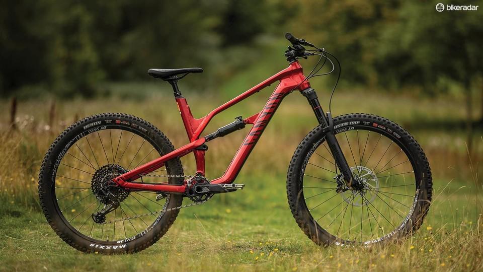 Canyon Spectral AL 6 0 review - BikeRadar
