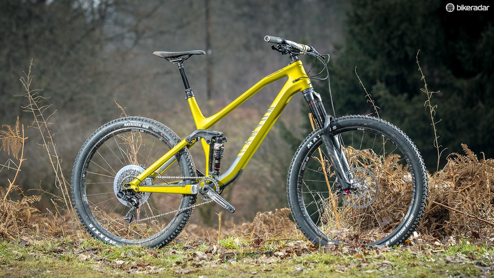 Canyon's Spectral CF 8.0 EX