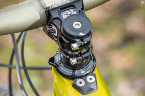 The 50mm Renthal stem