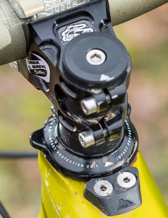 The 50mm Renthal stem