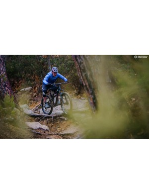 With a new suspension kinematic, the new Spectral is even better in chunky terrain