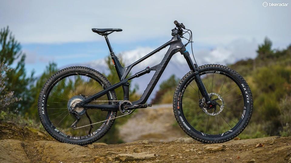 Canyon Spectral CF 9 0 review - BikeRadar
